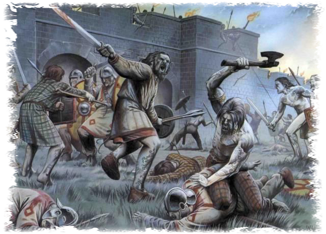 Pictish Raid